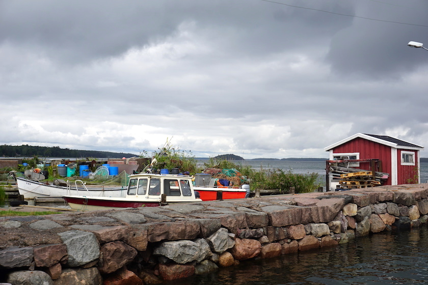 Schären Västervik Postboot