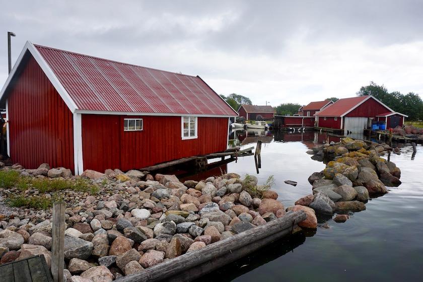 Schären Västervik Schweden