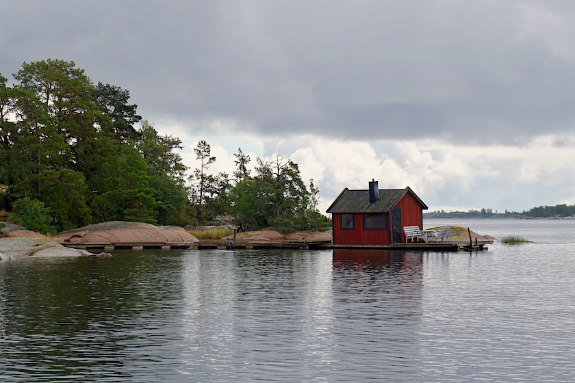 Schärengarten Västervik Bootstour