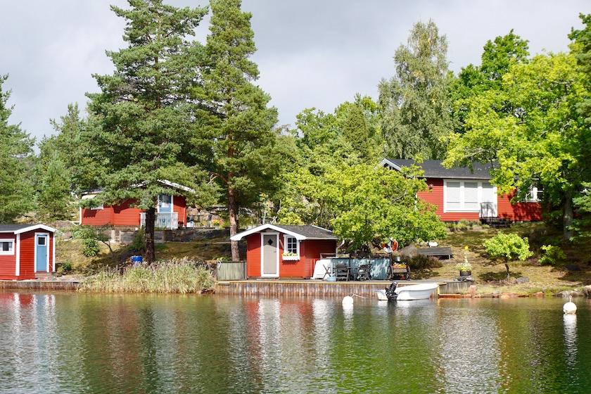 Schärenstadt Västervik Schiffstour