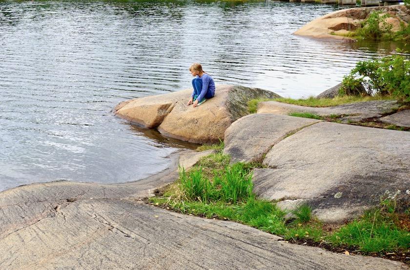 Västervik Resort Lysingsbadet Campingplatz_Schweden