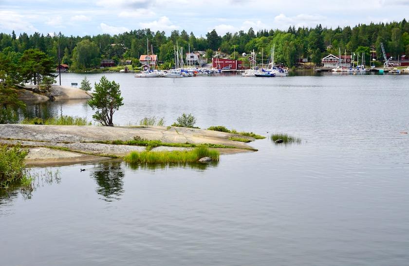 Västervik Resort Lysingsbadet Yachthafen