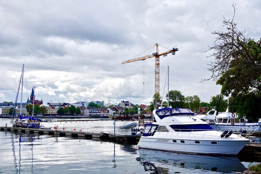 Västervik Yachthafen