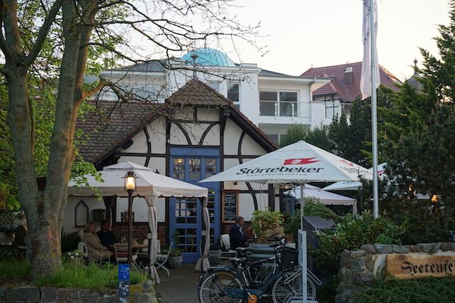 Kühlungsborn Restaurant Seeteufel