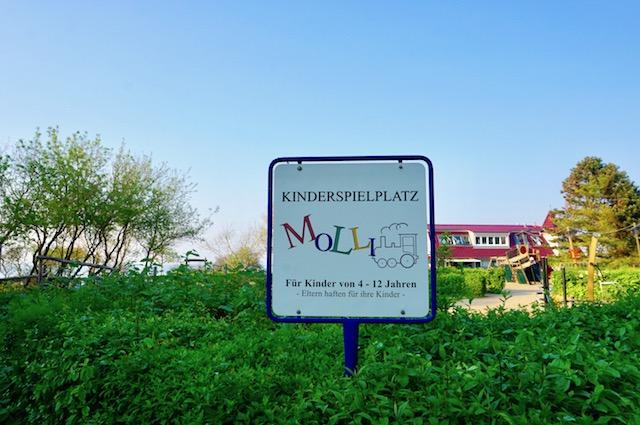Kühlungsborn Spielplatz Molli Familientipp