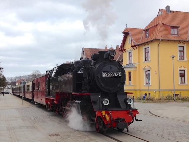 Bad Doberan Schmalspurbahn Molli