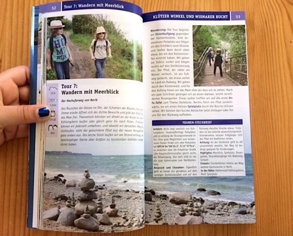 Ostsee Wanderung mit Kindern