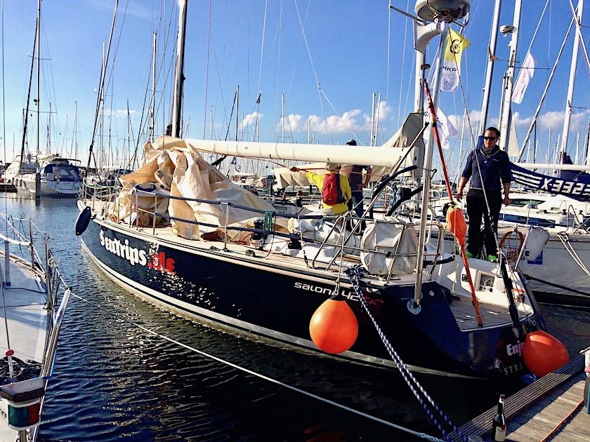 Yachthafen Hohe Düne, Mitsegeln