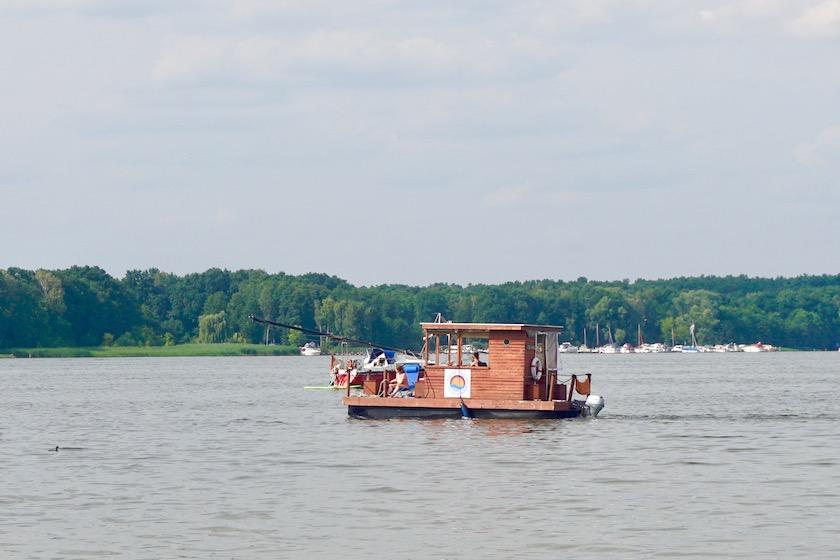 Brandenburg Hausboot