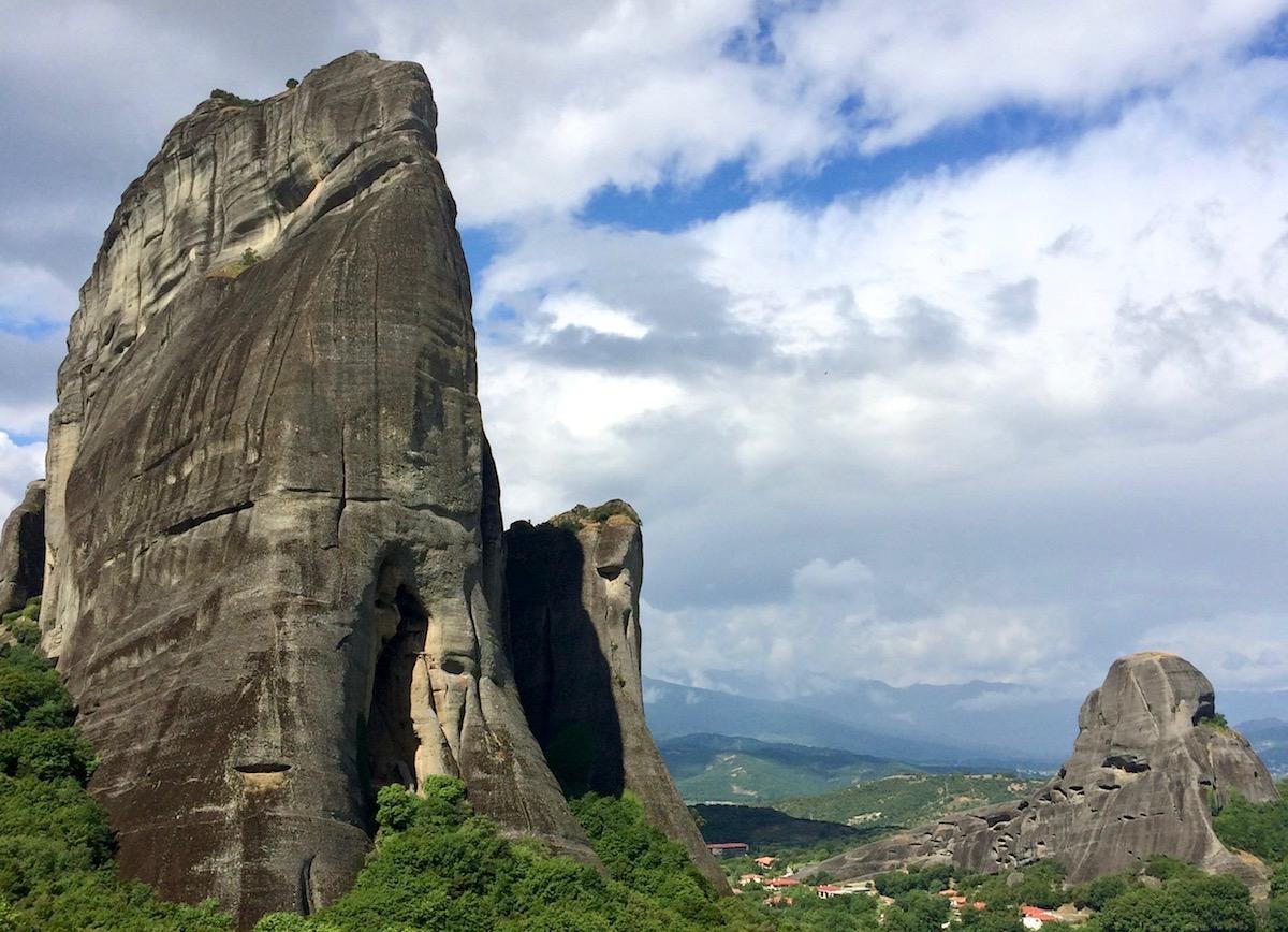 Meteora Klöster und Höhlen