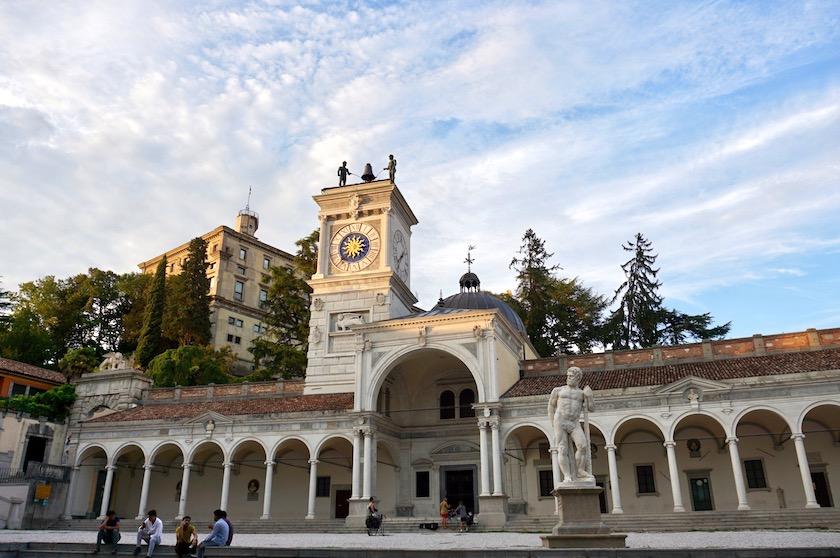 Udine Julisch Friaul Venetien, Italien