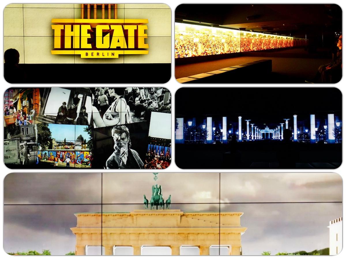 THE GATE Berlin, Brandenburger Tor Museum