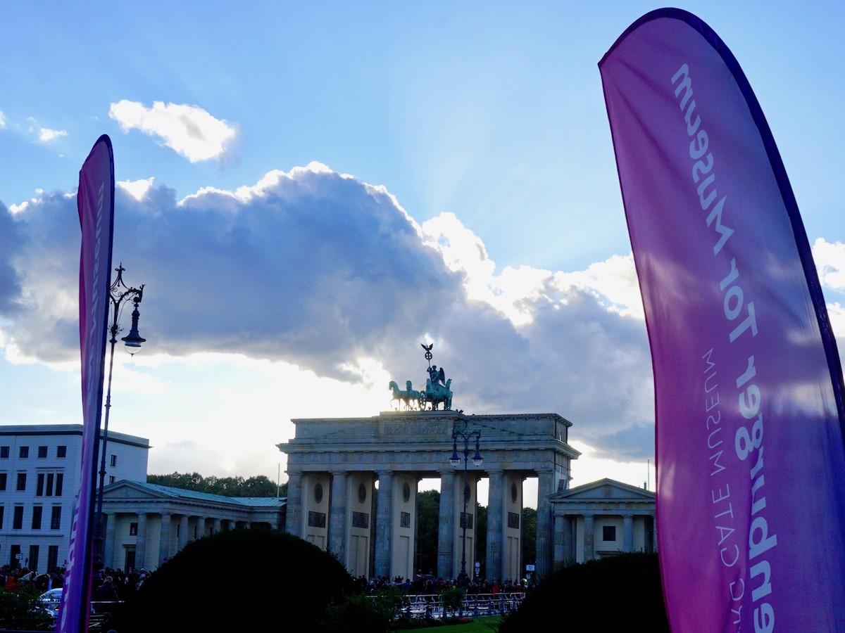 The Gate Brandenburger Tor Museum