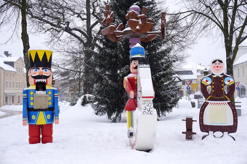 Erzgebirge Winterurlaub