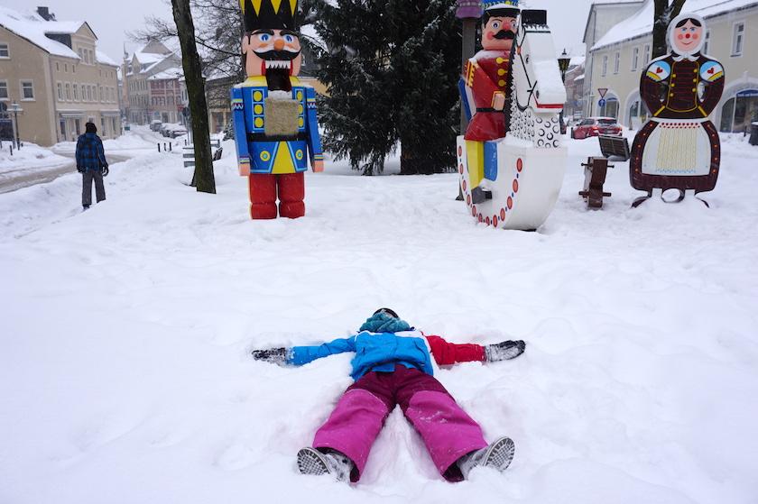Kurort Seiffen Winterurlaub