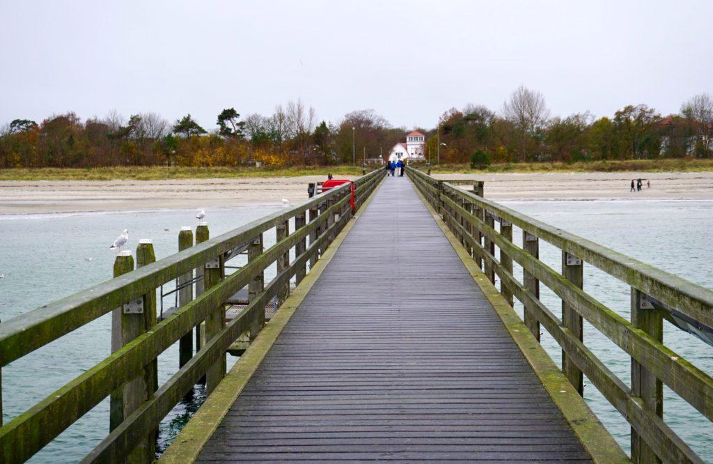 Ostsee, Boltenhagen Seebrücke