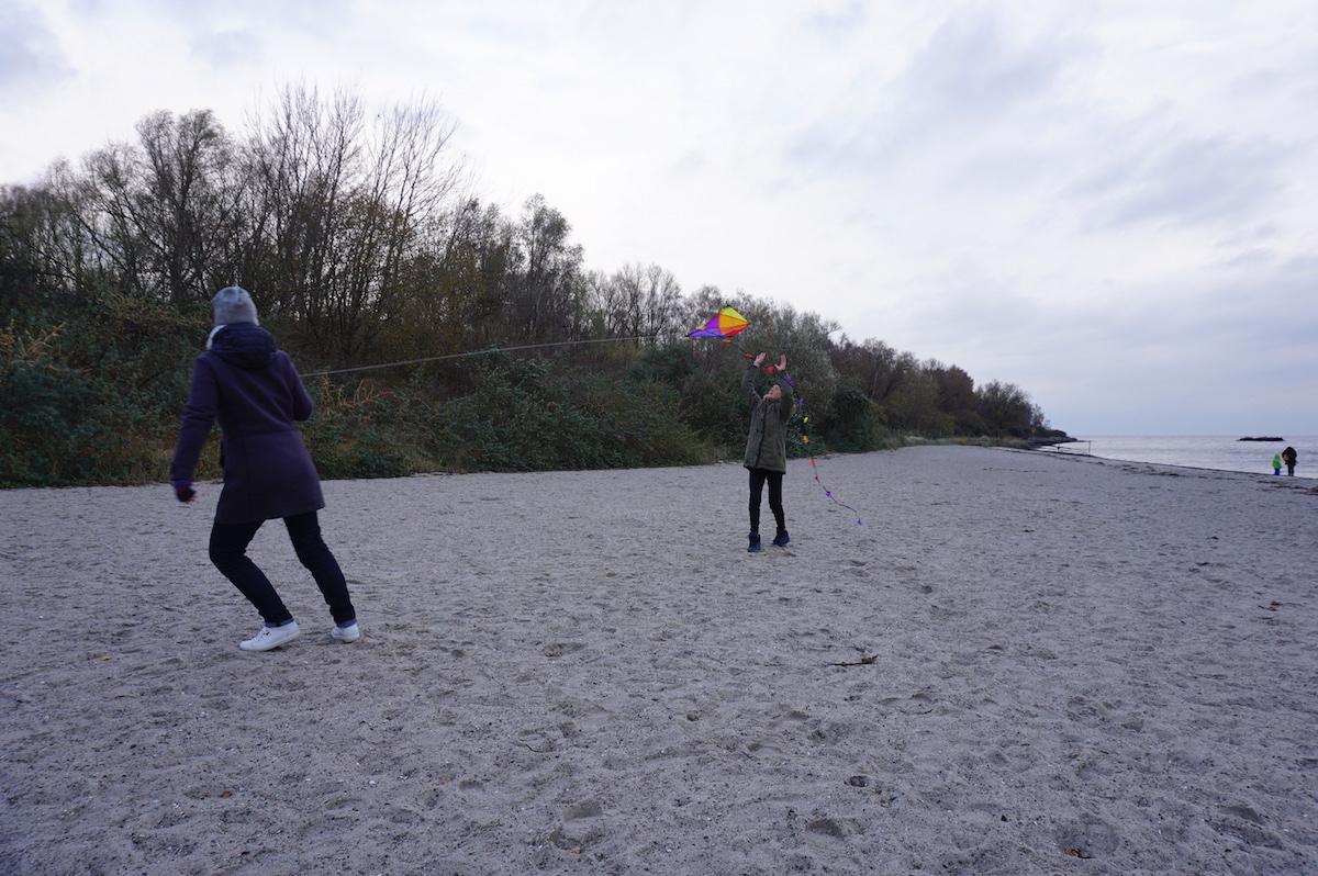 Ostsee Familienurlaub Herbst