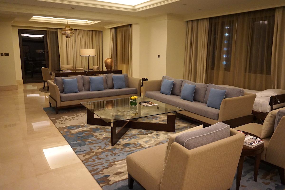 Übernachten in Dubai, Familienhotel, Fairmont
