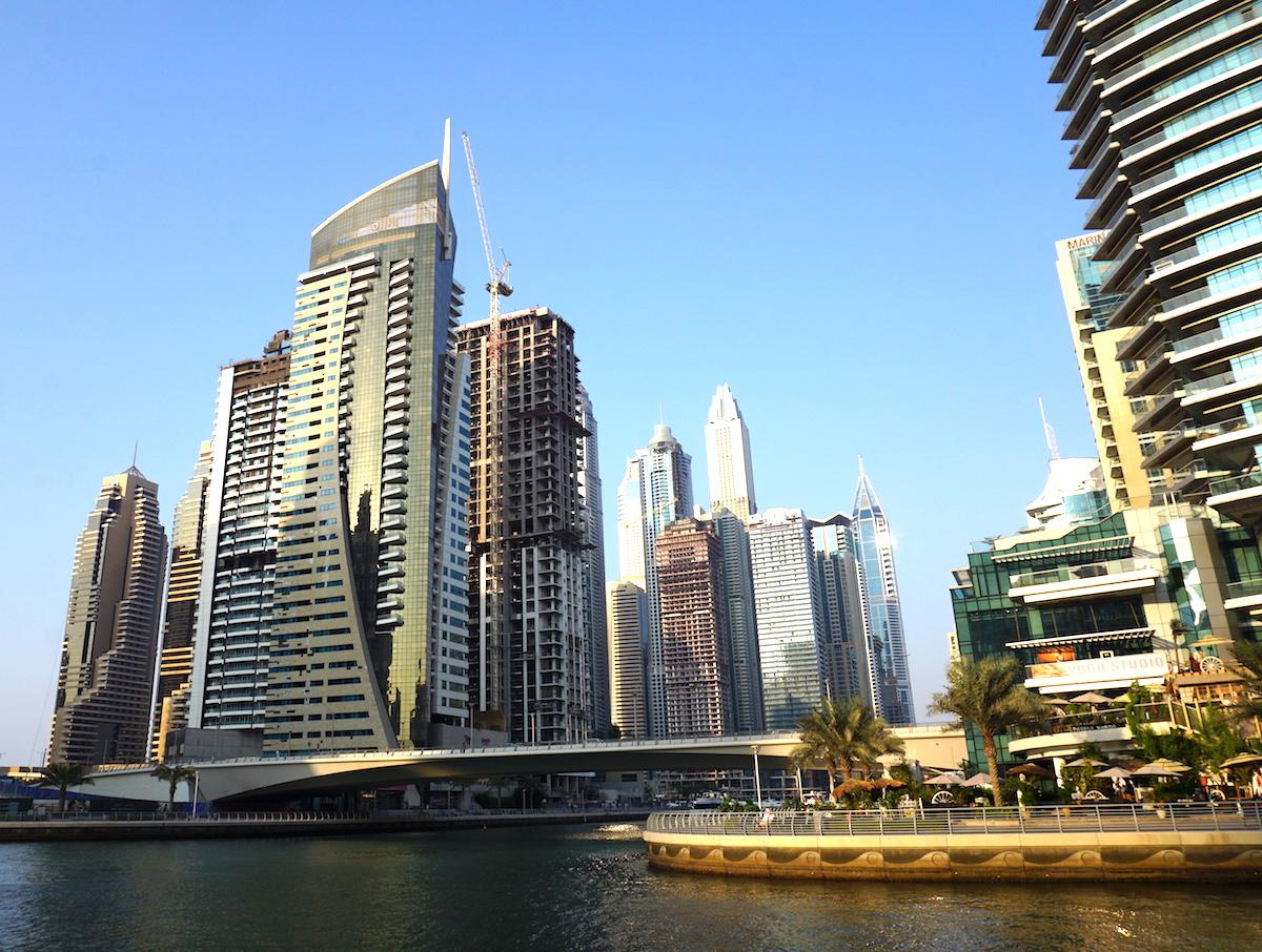 Dubai Marina, Dubai mit Kindern