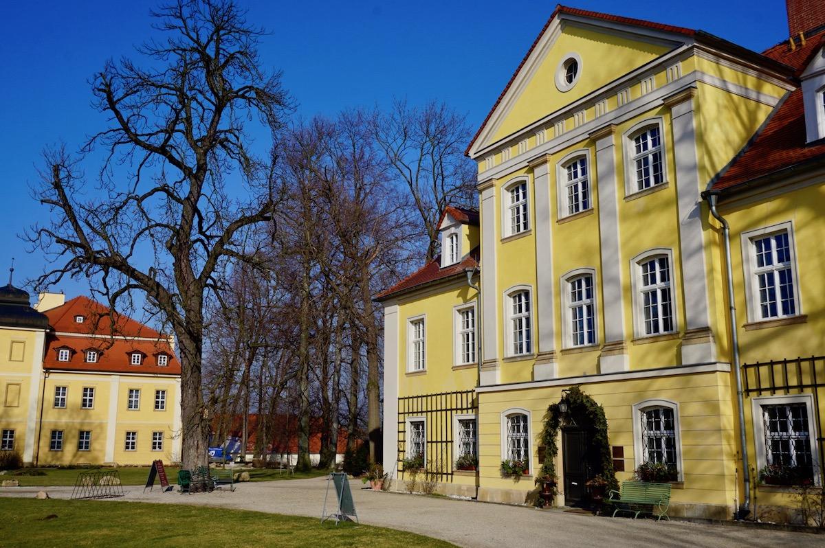 Hotel Schloss Lomnitz Polen