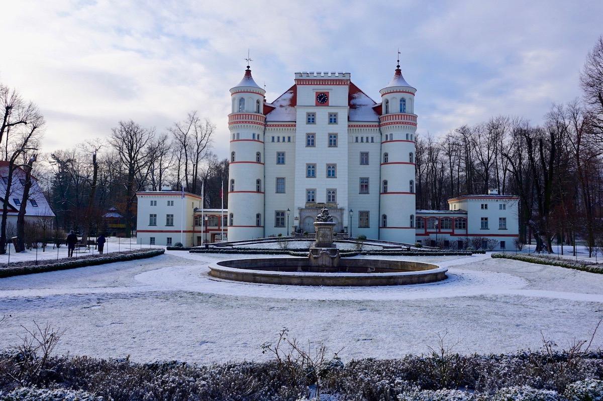 Hotel Schloss Wojanów