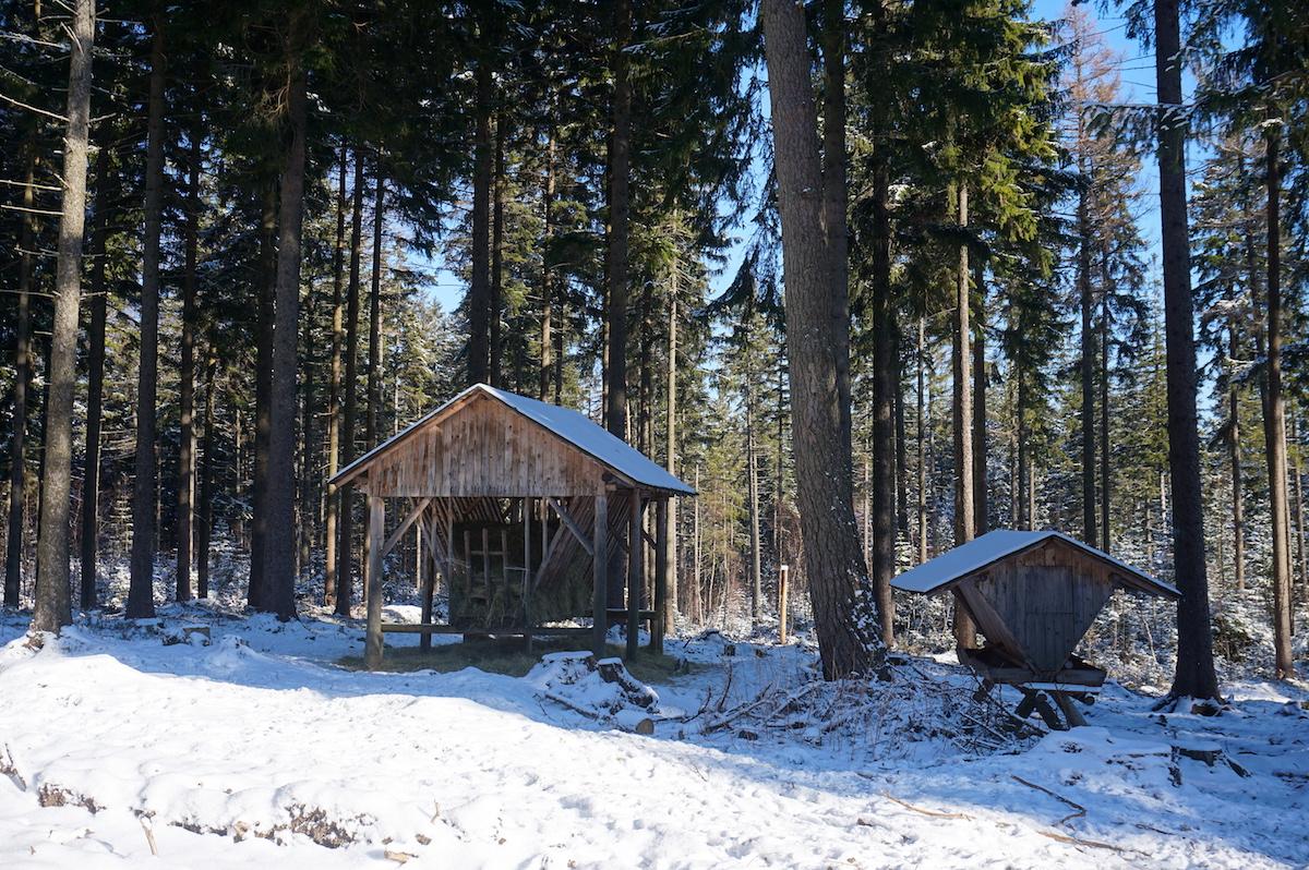 Szklarska Poreba Wanderung Zackenfall, Riesengebirge Polen