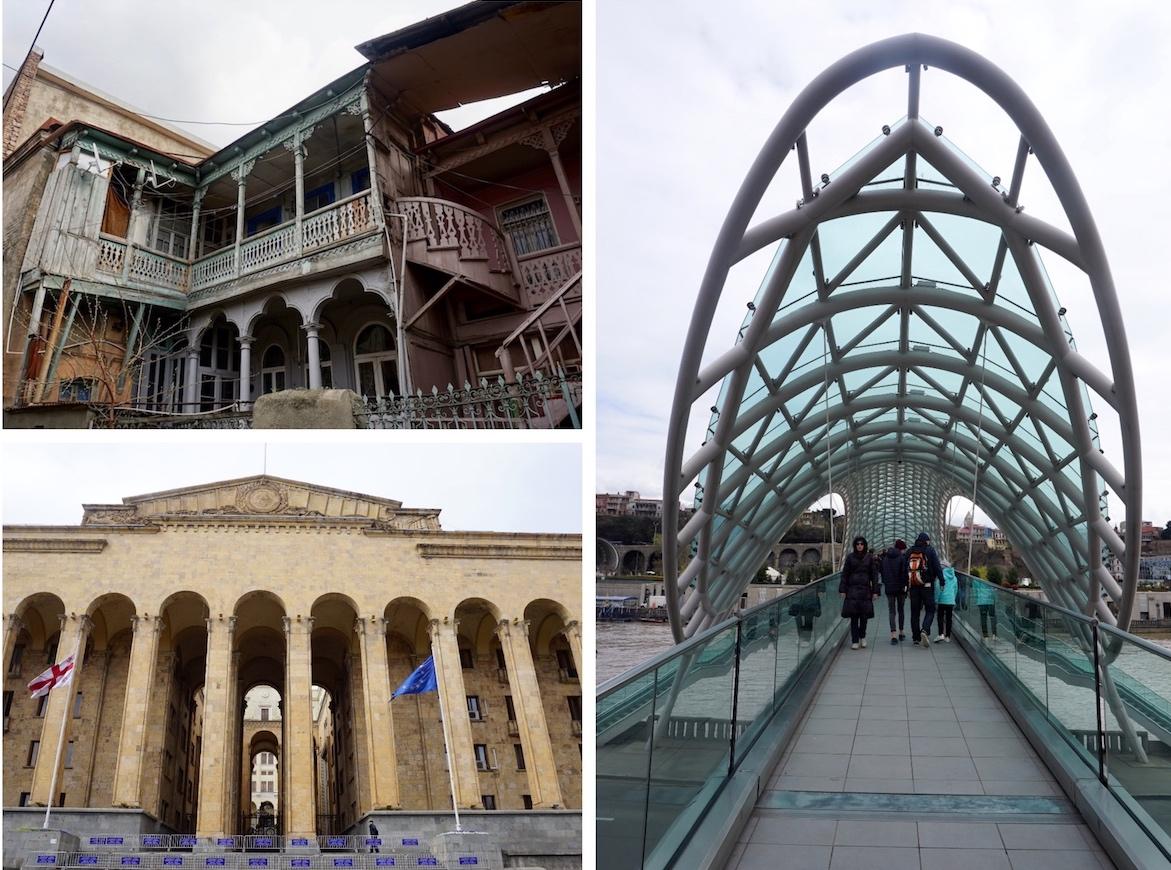 Tbilisi / Tiflis Stadtansichten