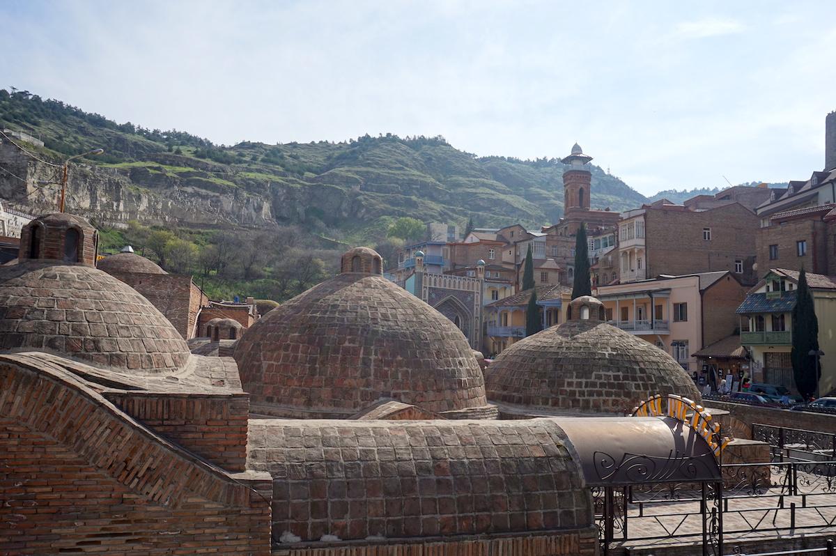 Tbilisi Bäderviertel