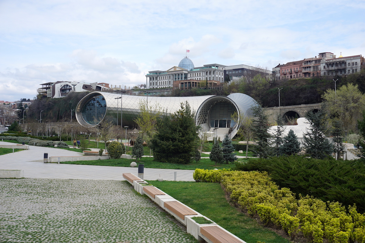 Tbilisi Rike Park