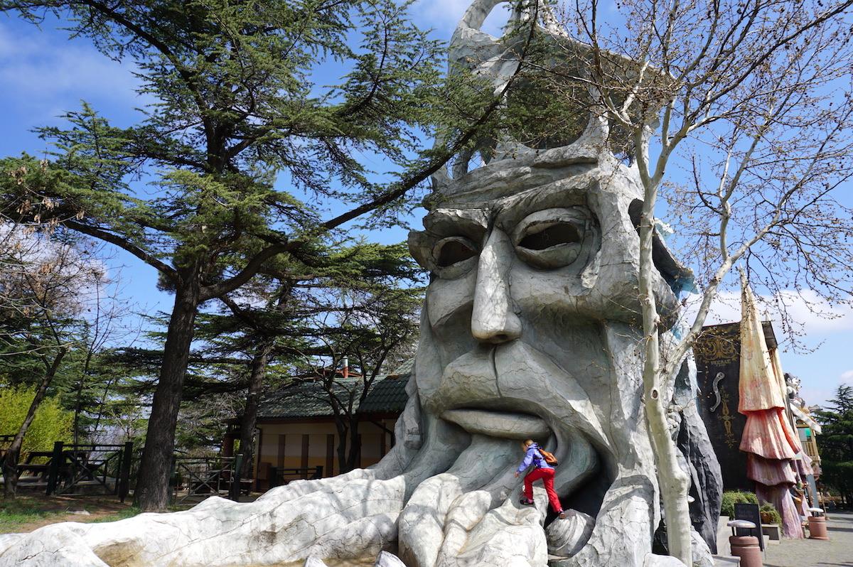 Tbilisi (Tiflis) Mktsminda Park