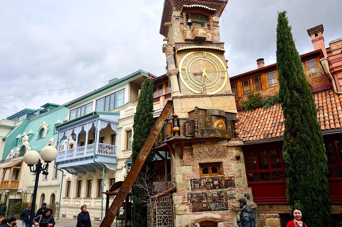 Tbilisi_Tiflis Altstadt, Marionettentheater