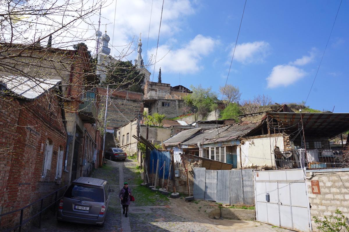 Tiflis Georgien