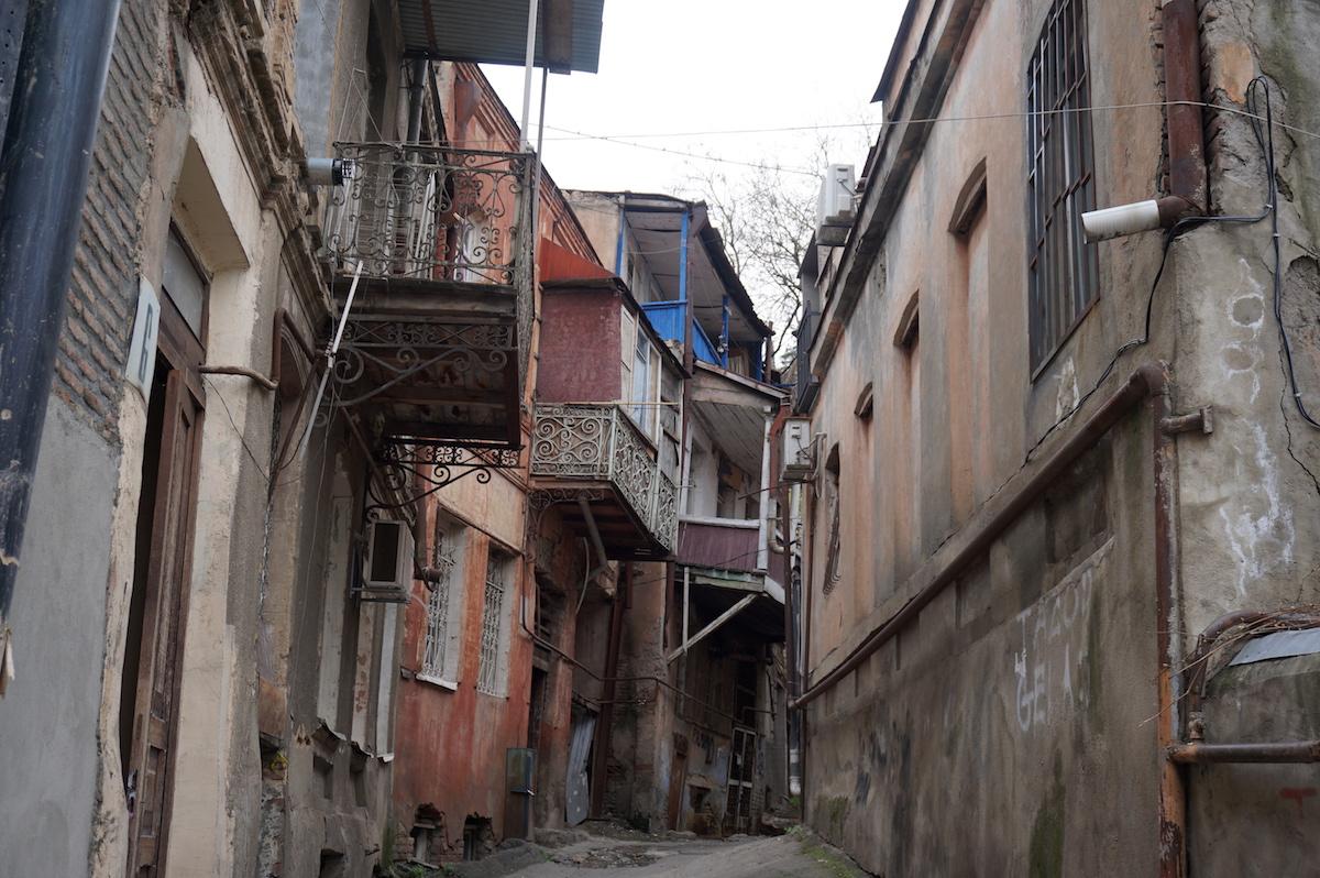 Tbilisi Altstadt