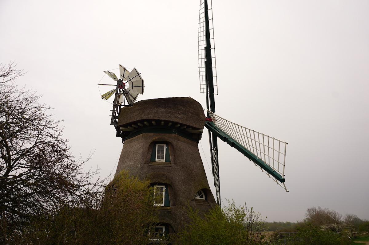 Geltinger Birk Windmühle