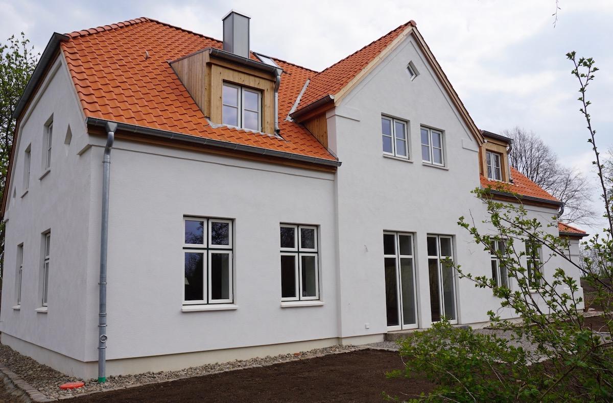 Gaul'scher Hof, Ferienaus auf dem Ostseehof Langenfeld
