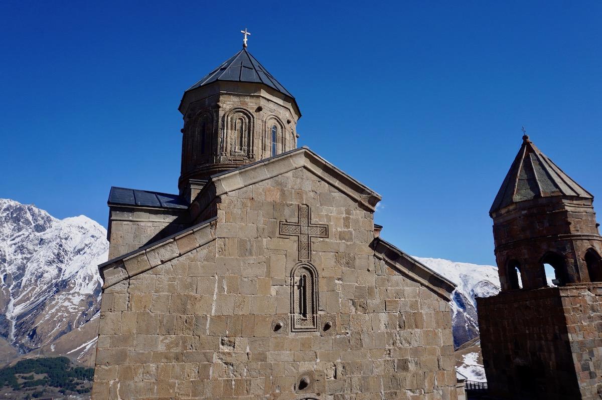 Stepantsminda Dreifaltigkeitskirche (Trinity Church)