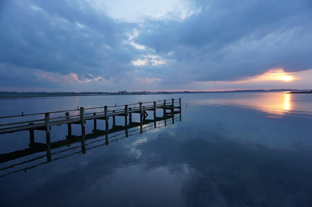 Wackerballig Ostsee