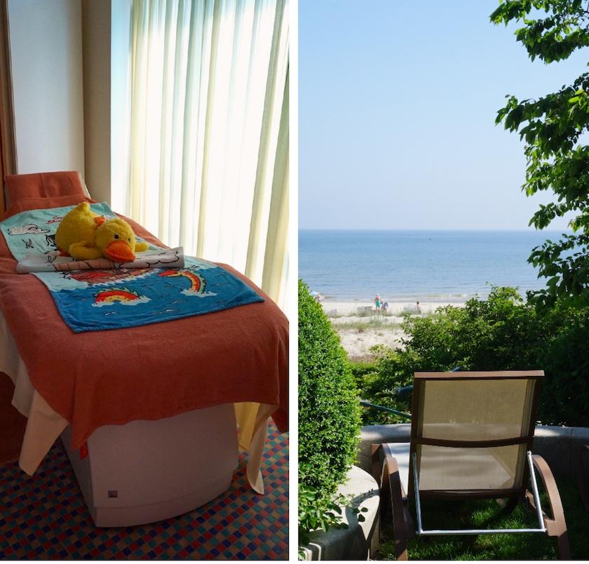 Familienwellness Travel Charme Strandhotel Bansin