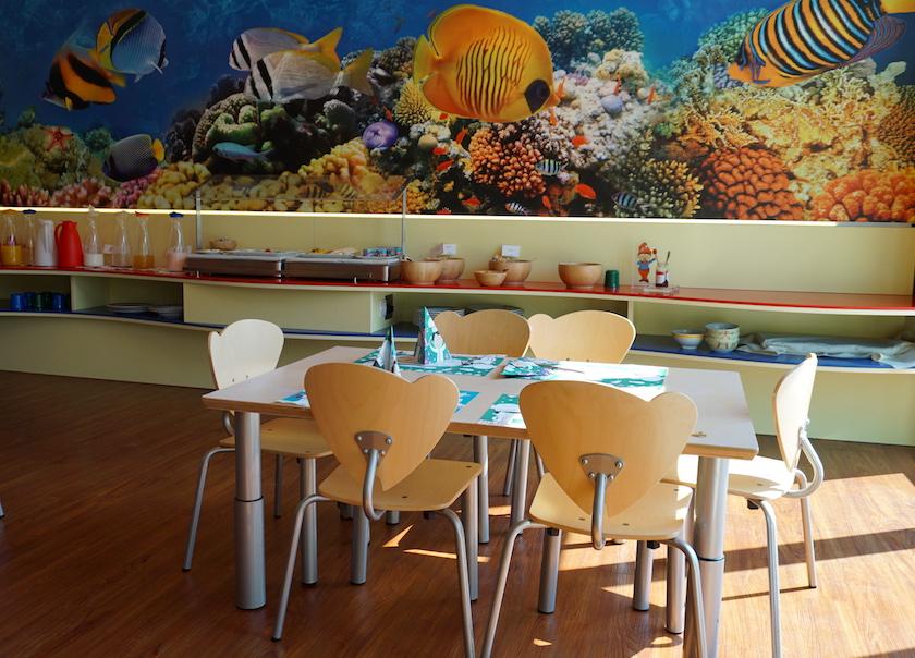 Usedom Familienhotel Bansin, Kinderrestaurant Travel Charme Strandhotel Bansin