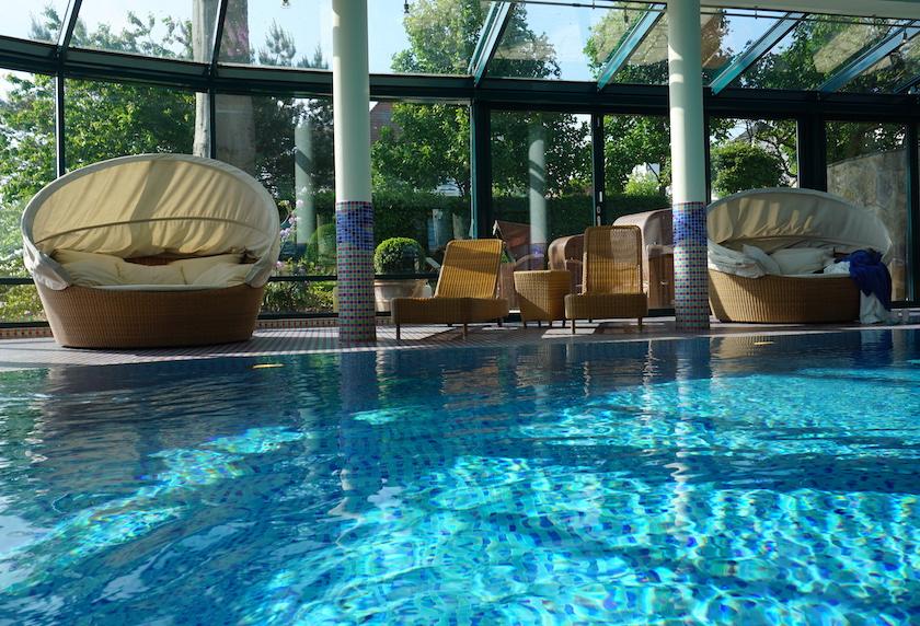 Familienhotel Usedom Bansin Wellnessbereich