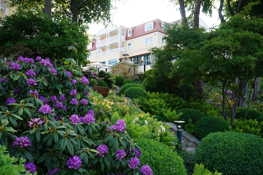 Usedom Familienhotel - Travel Charme Strandhotel Bansin