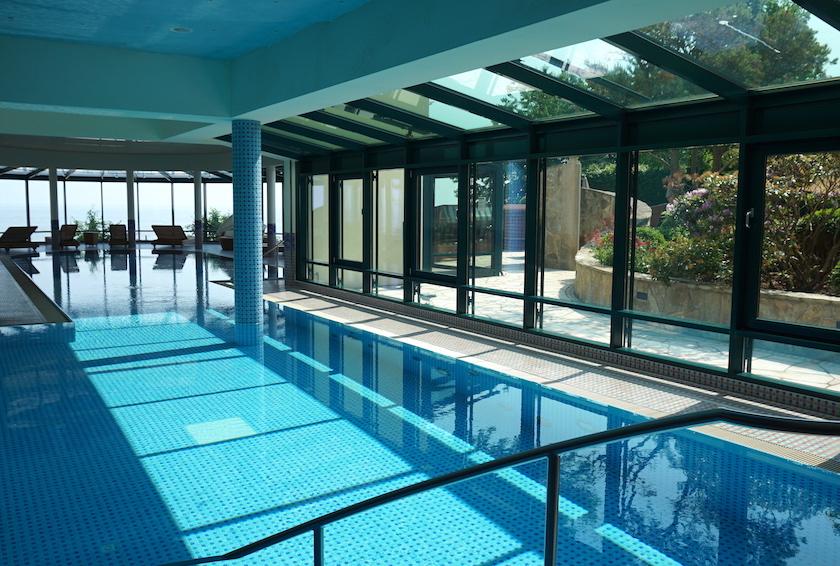 Travel Charme Strandhotel Bansin, Schwimmbad