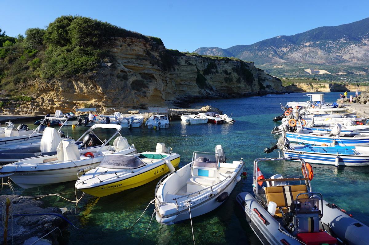 Kefalonia, Griechenland, Sommerferien