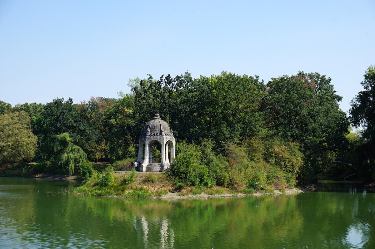 Magdeburg, Stadtpark Rothehorn