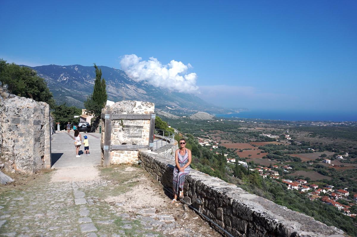 Kefalonia Urlaub, Kastro Agios Georgios