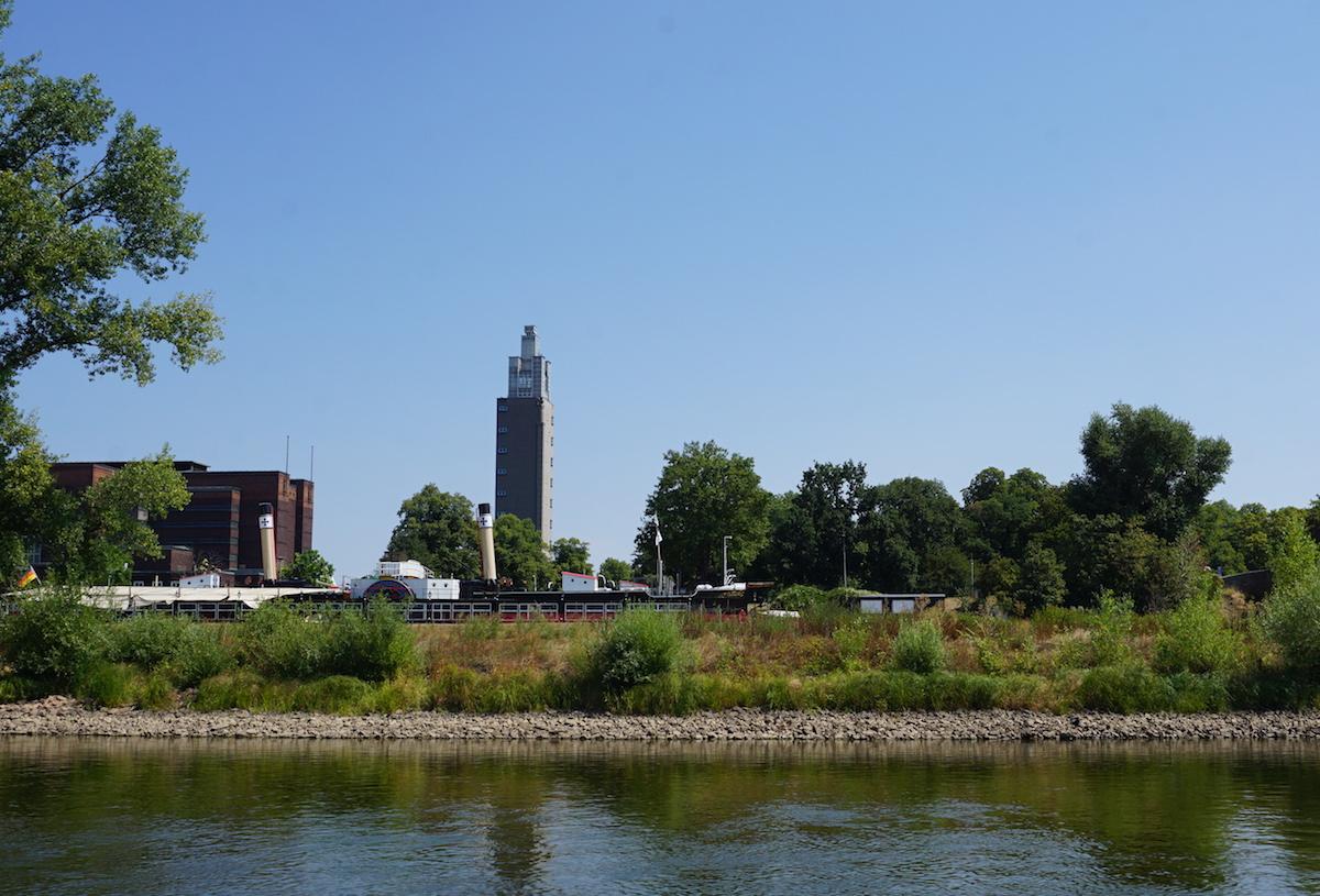 Magdeburg Albinmüller-Turm