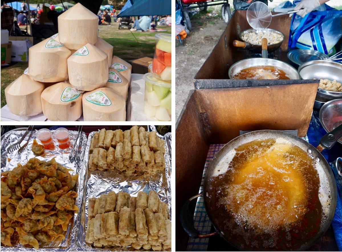 Thaiwiese Preußenpark street food berlin