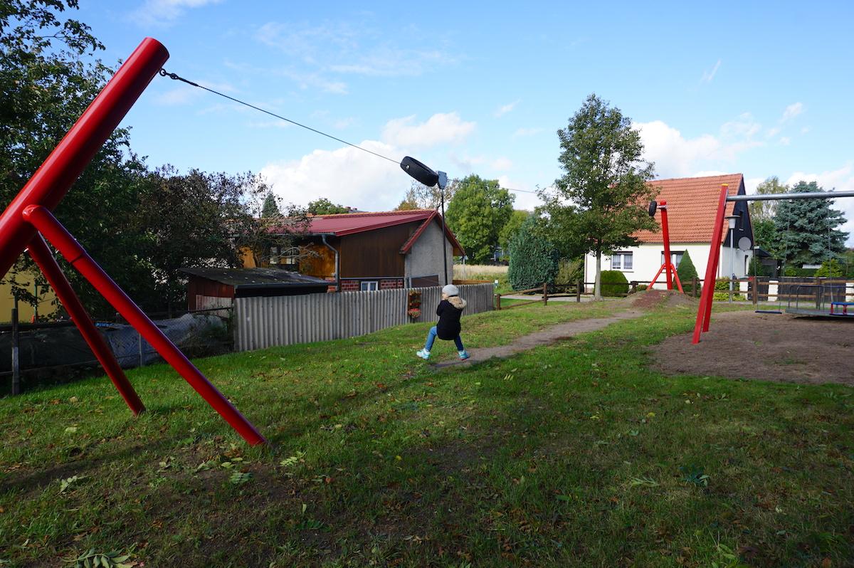 Altkünkendorf, Familienwanderung Grumsiner Forst