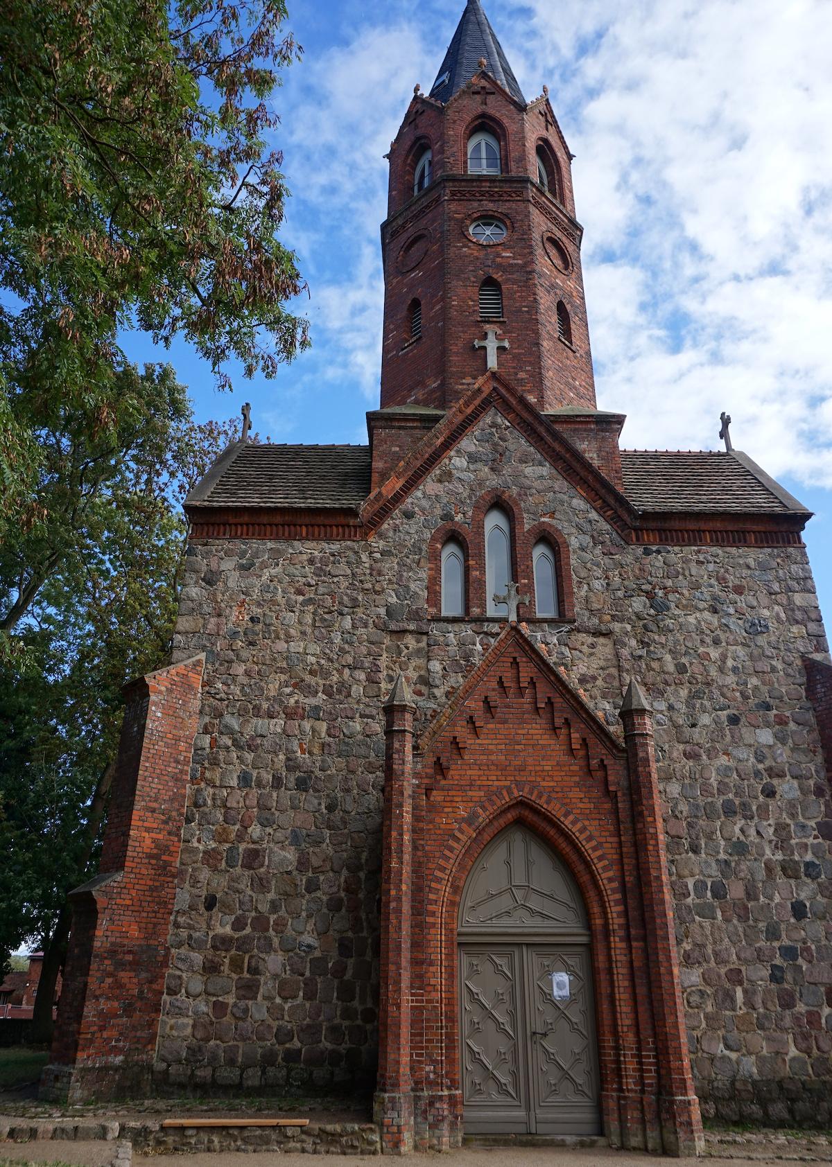 Altkünkendorf Kirche