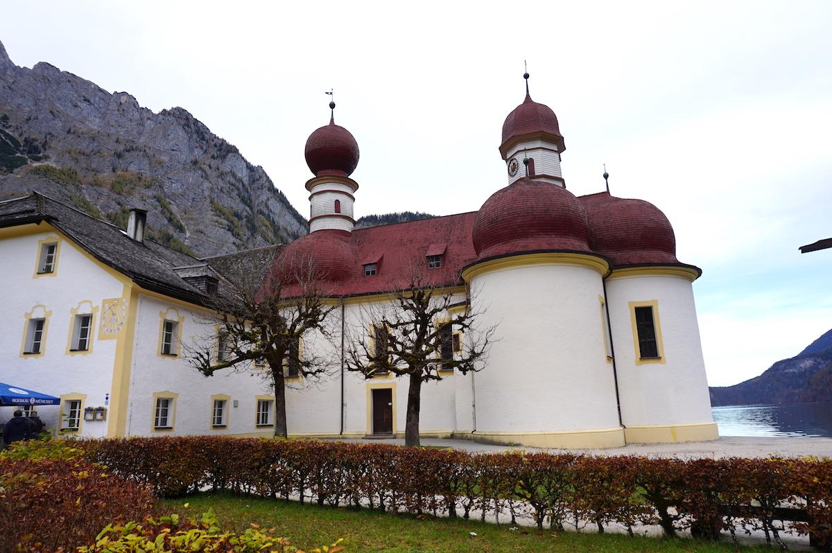 St. Bartholomä Königssee, Bayern